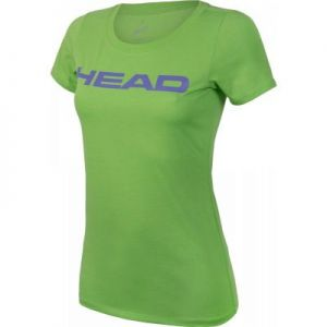 Koszulka tenisowa Head Transition Lucy T-shirt W 814576-GNVI