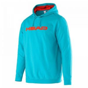 Bluza tenisowa Head Transition M Byron Hoody M 811576 turkusowa
