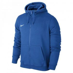 Bluza Nike Team Club Full-Zip Hoodie Junior 658499-463