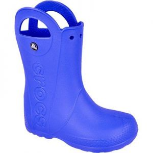 Kalosze Crocs Handle It Kids 12803 fioletowe